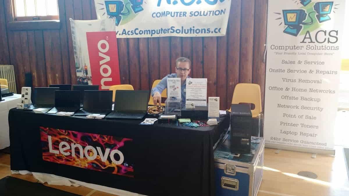Comox Valley Chamber of Commerce Tradeshow