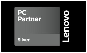Lenovo- PC Partner-Silver